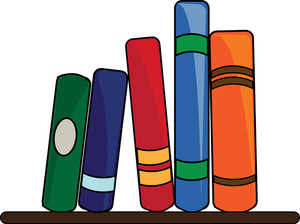 Free books image illustration. Book clipart drive