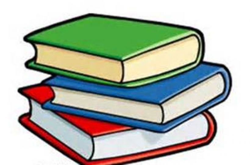 Free book image library. Books clipart easy