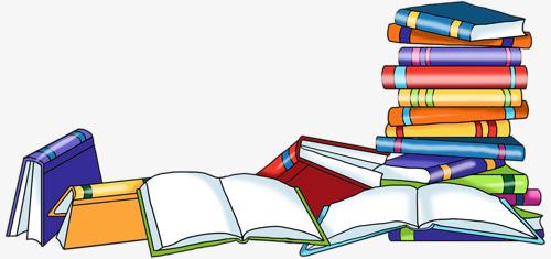 Books clipart frame. Decorative pattern book learn