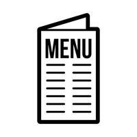 Books clipart menu. Drawing free download best