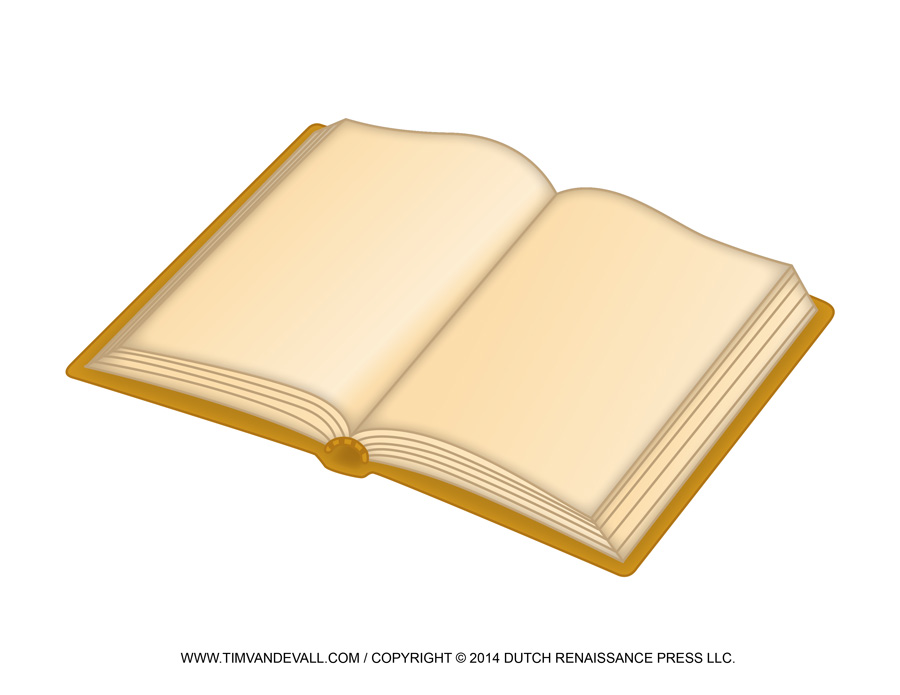 Books clipart open book. Free clip art images