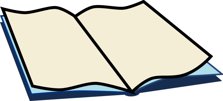 Books clipart open book. Large education png html