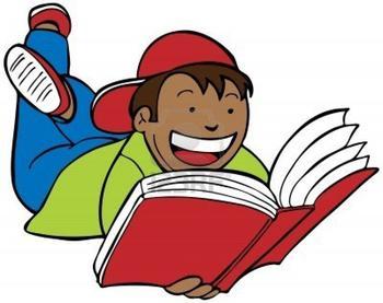 Free clip art children. Textbook clipart kid book