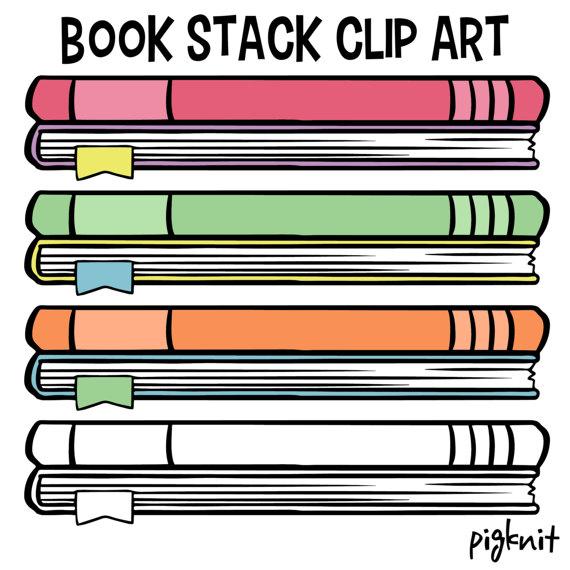 Book clip art school. Books clipart scrapbook