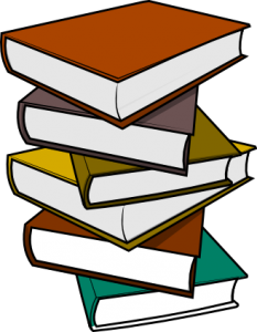 Stack of panda free. Books clipart stacked
