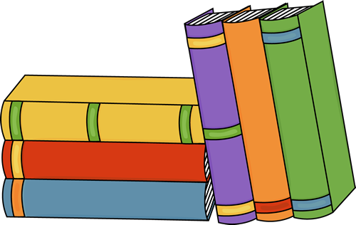 Books clipart stacked. Stack of panda free