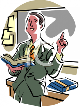 Books clipart teacher. Role of the in