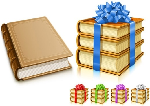 Book free download for. Books clipart vector