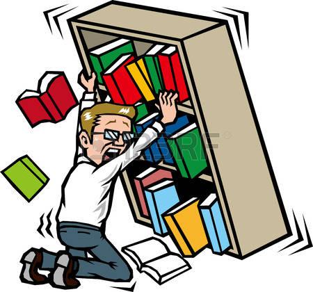 Nice design ideas earthquake. Bookshelf clipart animated