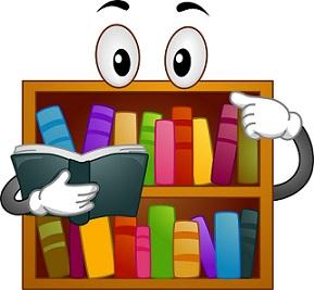 Bookshelf clipart animated.  bookcase clipartlook