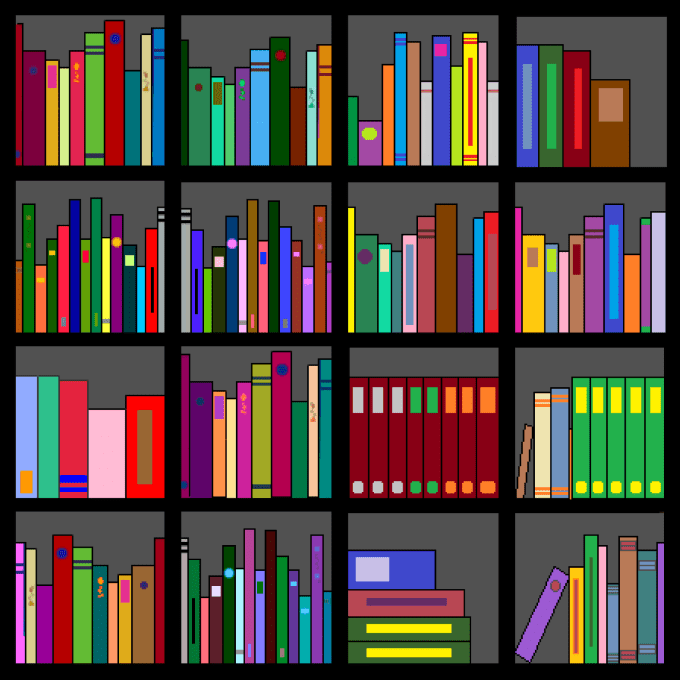 Bookshelf clipart background. Library shelf clipartxtras bookshelves