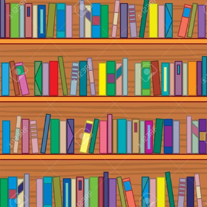 Bookshelf clipart bookcase.  library bookshelves clips