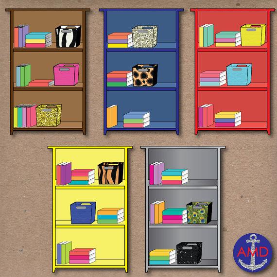 Free cliparts download clip. Bookshelf clipart classroom