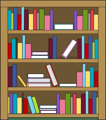 Cliparts clip art shelves. Bookshelf clipart classroom