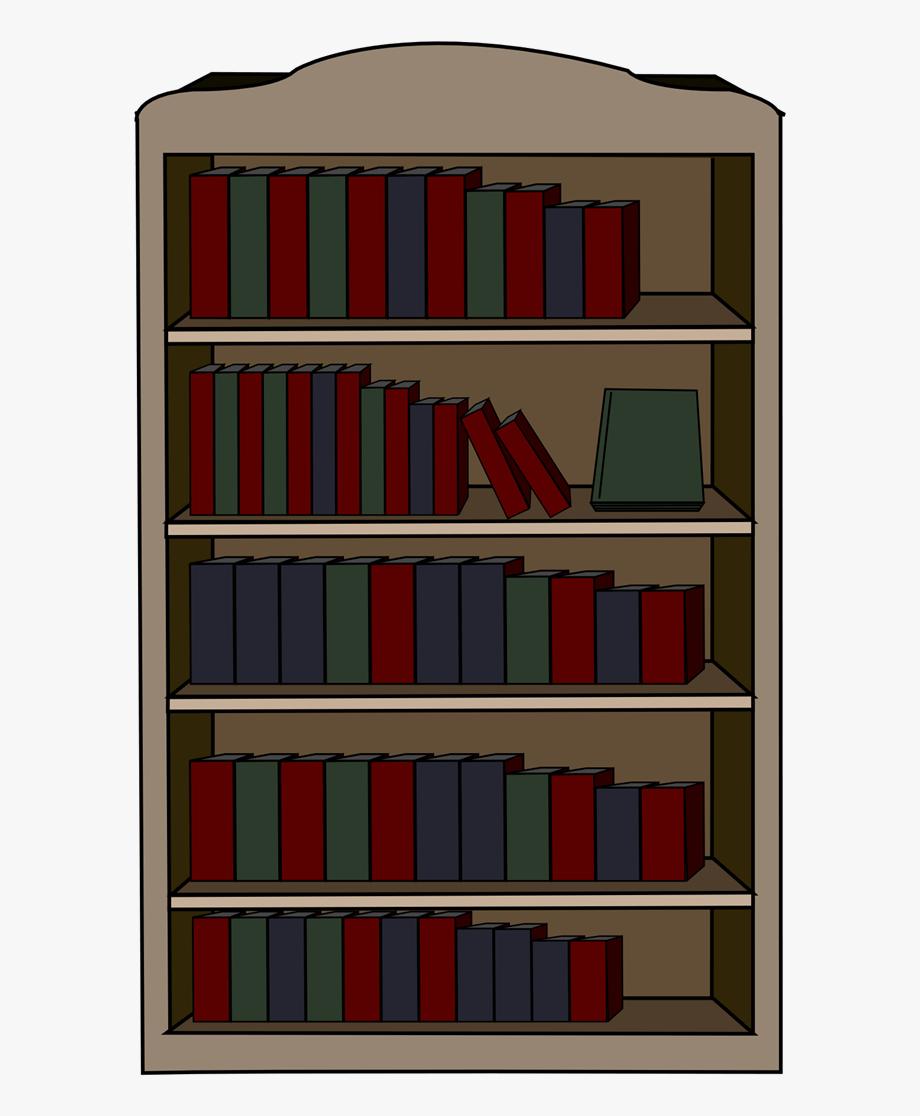 Bookshelf clipart clip art. Free to use public