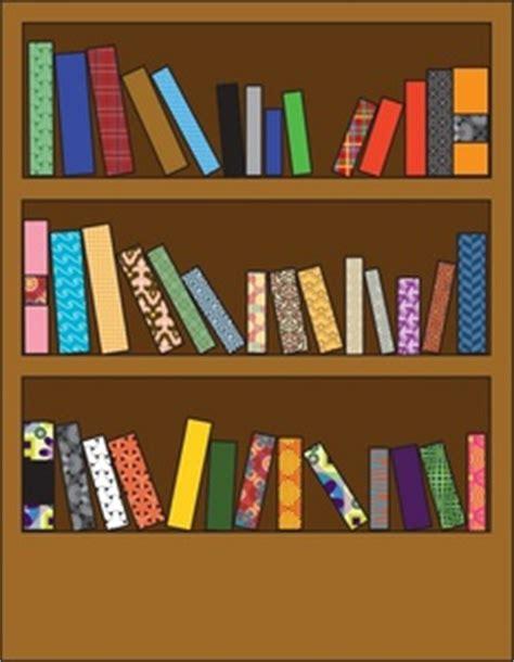 Free book image. Bookshelf clipart clip art