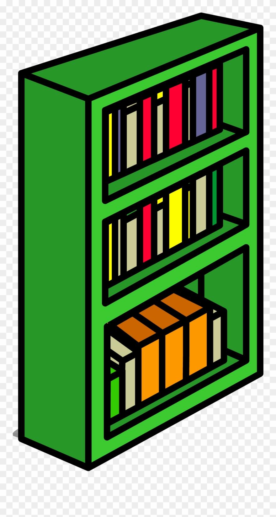 Bookshelf clipart cute, Bookshelf cute Transparent FREE ...