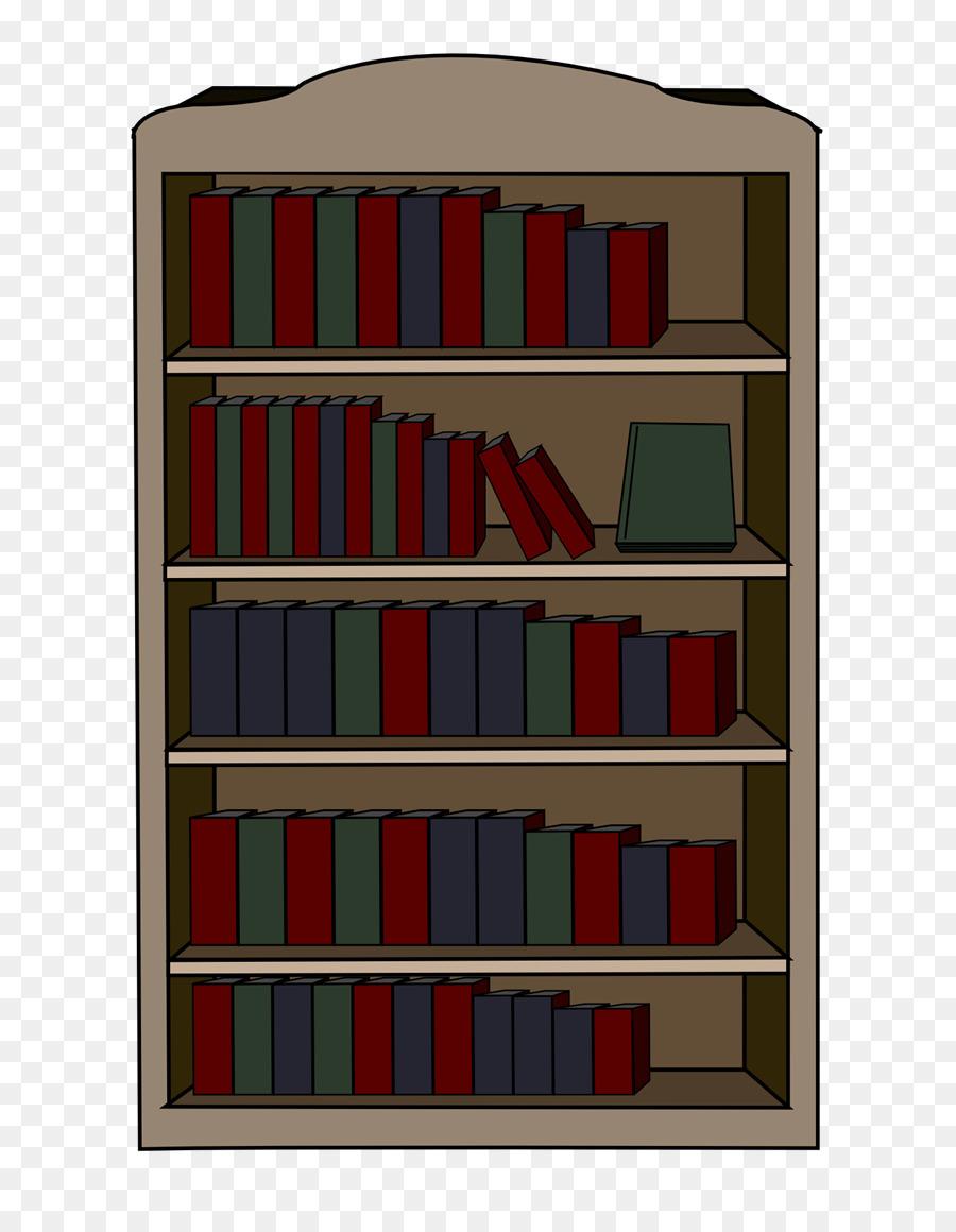 Bookshelf clipart furniture. Book illustration