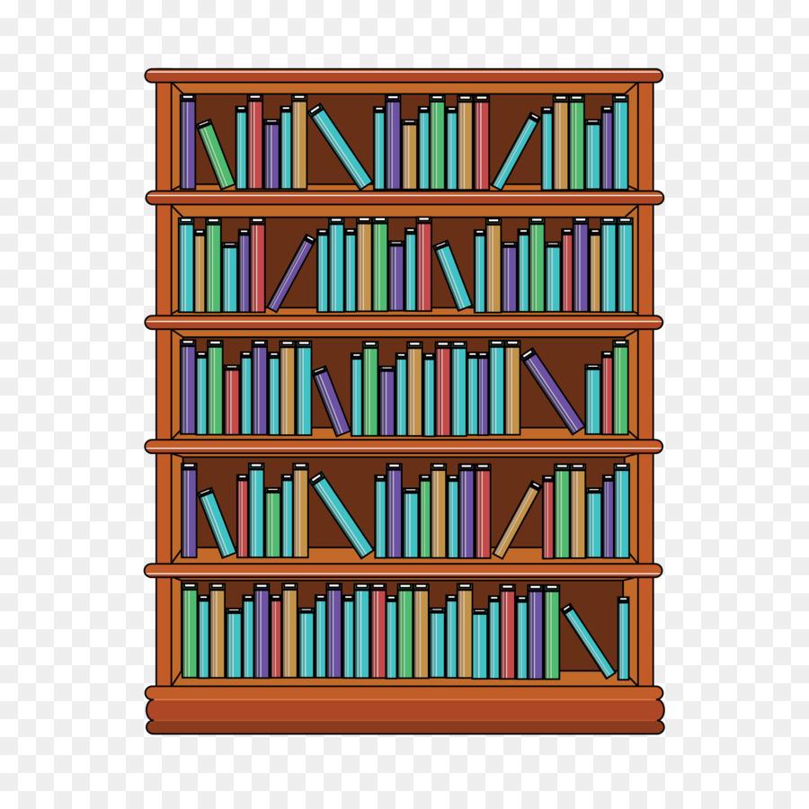 Bookshelf clipart furniture, Bookshelf furniture ...