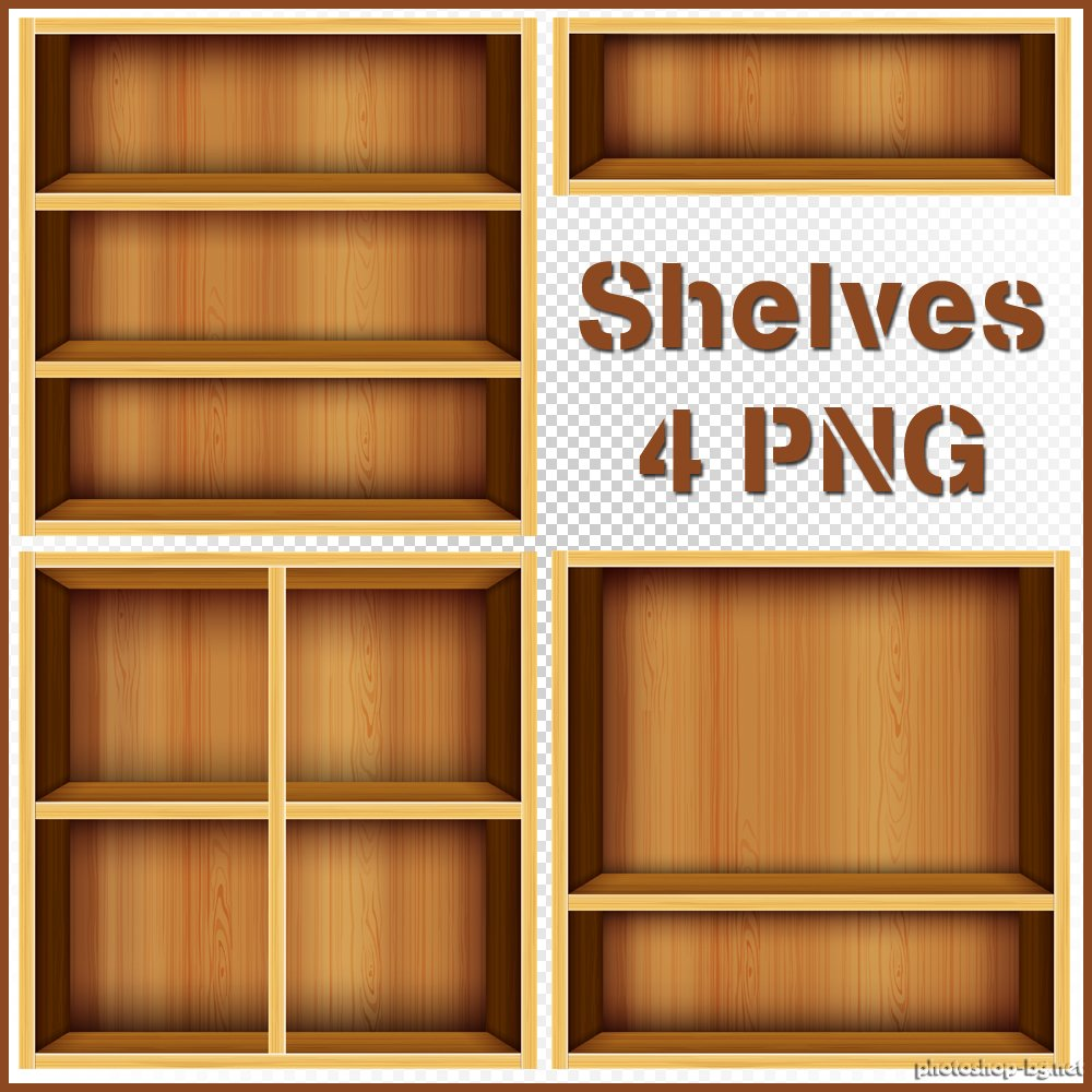 Free wood cliparts download. Bookshelf clipart furniture