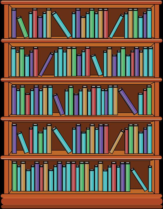 Classroom cliparts shop of. Bookshelf clipart long