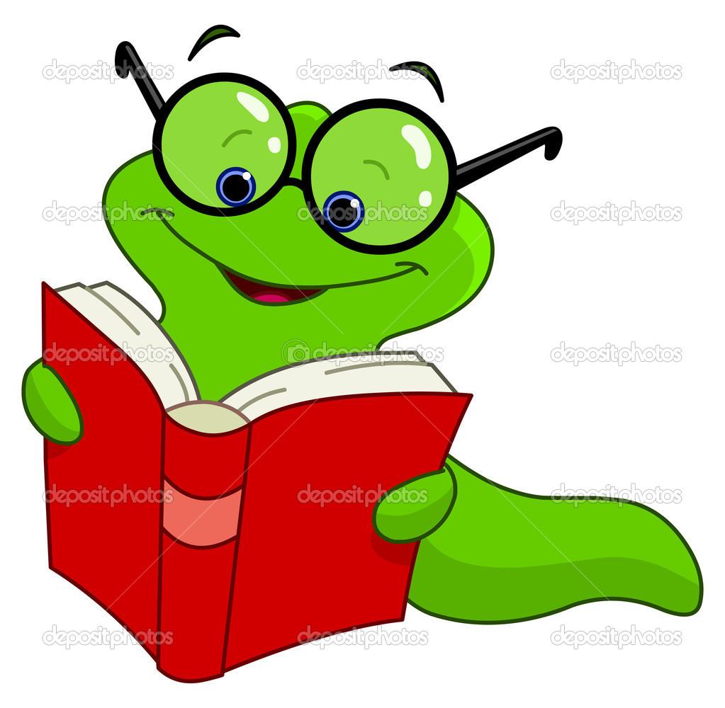 Bookworm clipart. Book worm clip art