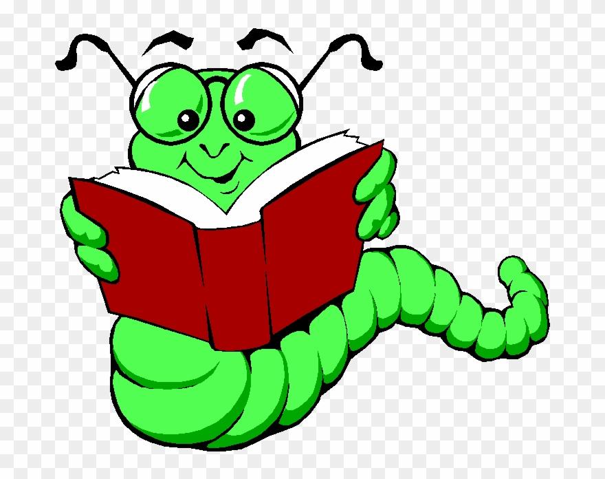 Bookworm clipart. Saturday school png