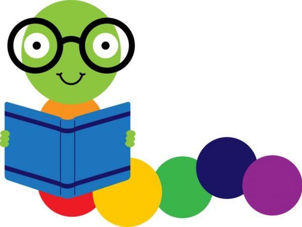 Jun bookworms hamilton wenham. Bookworm clipart baby