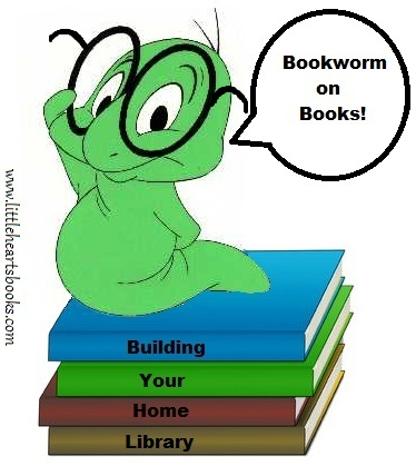 Bookworm clipart baby.  must have books