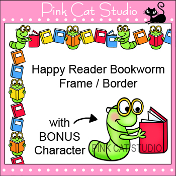 Bookworm boarder