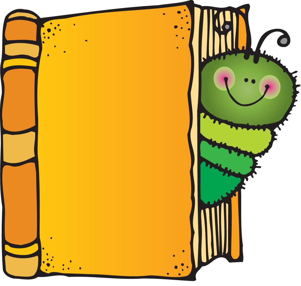 Bookworm clipart bookwork. Big book clip art