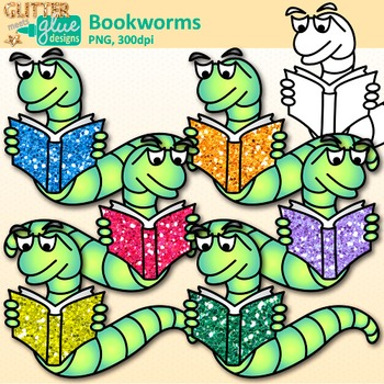 Clip art back to. Bookworm clipart classroom library