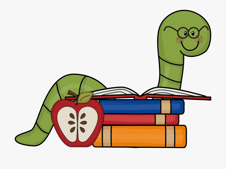 Bookworm clipart clip art. Book worm transparent background