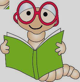 Cute free uxdlk v. Bookworm clipart clip art