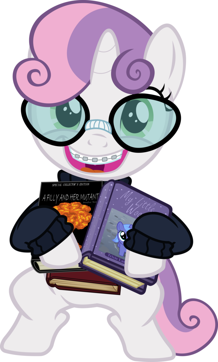 Bookworm sweetie belle by. Worm clipart wiggle worm