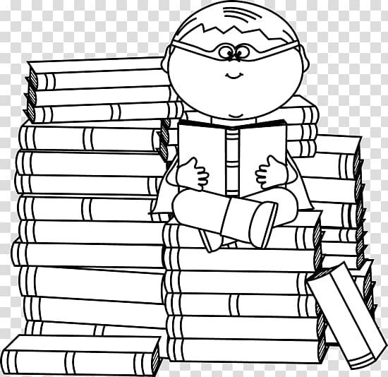 Bookworm clipart superhero. Transparent background png cliparts