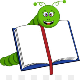 Bookworm clipart time. Free download reading content