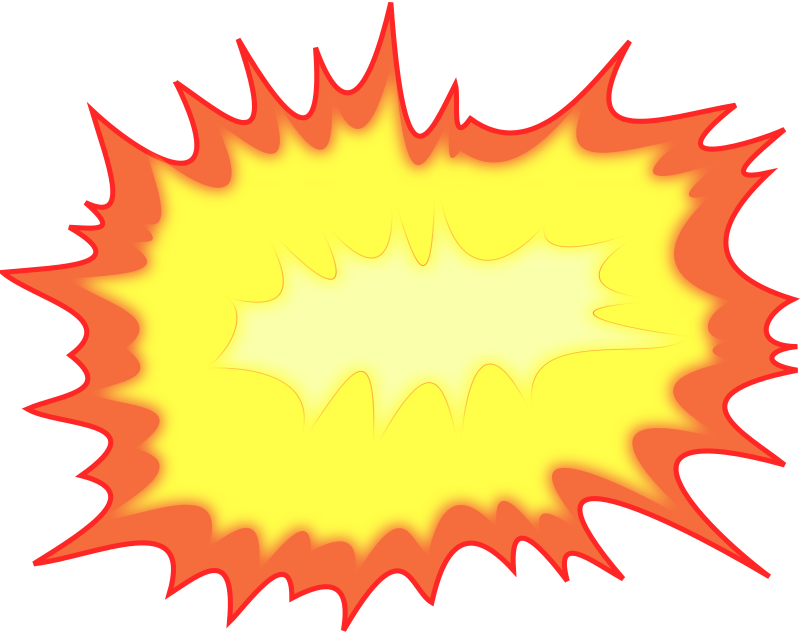 Medium image png . Clipart explosion animated