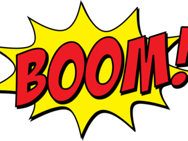 Boom clipart animated. Free download clip art