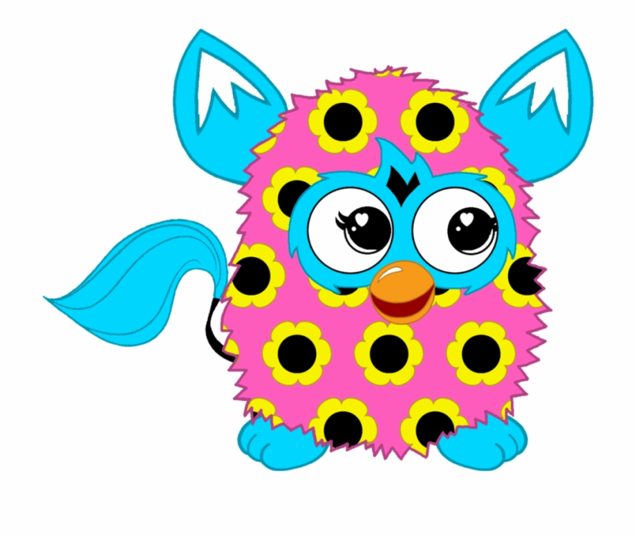 Furby free png images. Boom clipart animated
