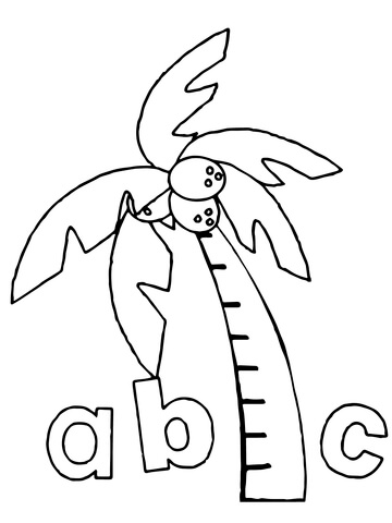 Boom clipart black and white. Chicka abc coloring page
