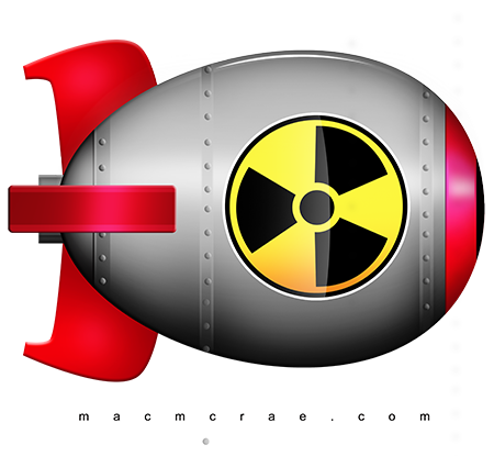 Bomb clipart nuclear missile. Boom free pnglogocoloring pages