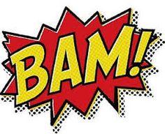 Wonderful ideas superhero clip. Boom clipart comic book