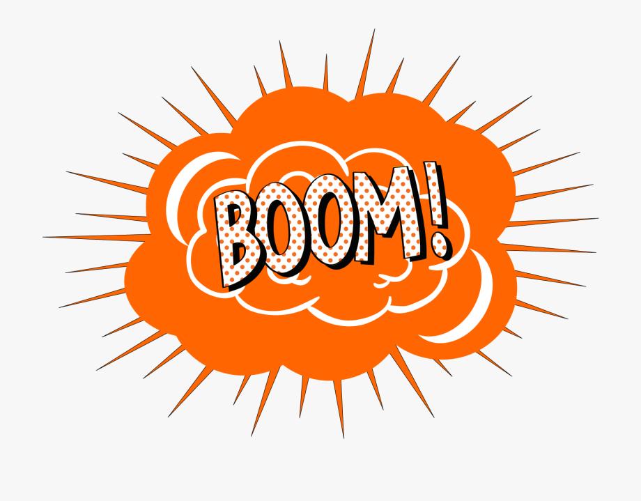 Boom clipart explosive. Explosion bum png transparent