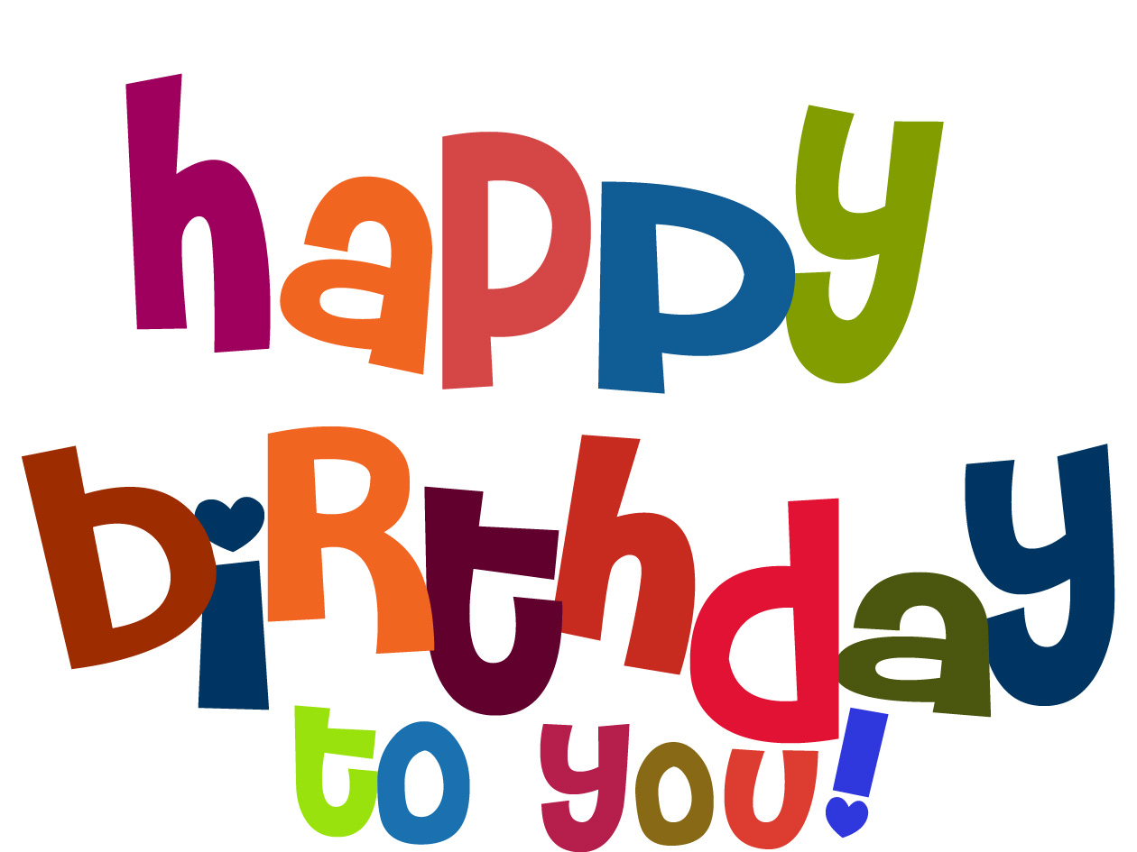 Image to you jpg. Boom clipart happy birthday