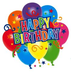 Boom clipart happy birthday. Bud we hope you