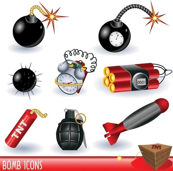 Bomb vector free download. Boom clipart kid