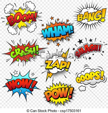 Boom clipart onomatopoeia.  best images on