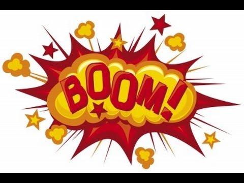 Boom clipart onomatopoeia. Lessons tes teach lesson