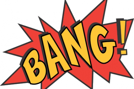 Bam download. Boom clipart pow wow